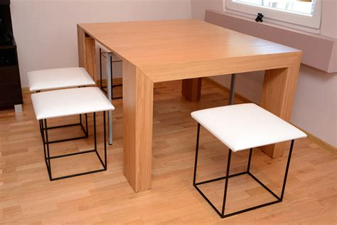 wooden dining table with white chairs varnished wooden dining table with backless white