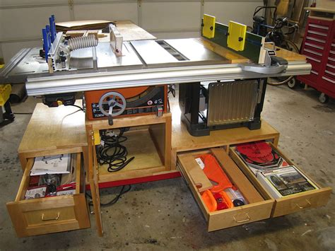 mobile woodworking shop workshop organization mobile workshop