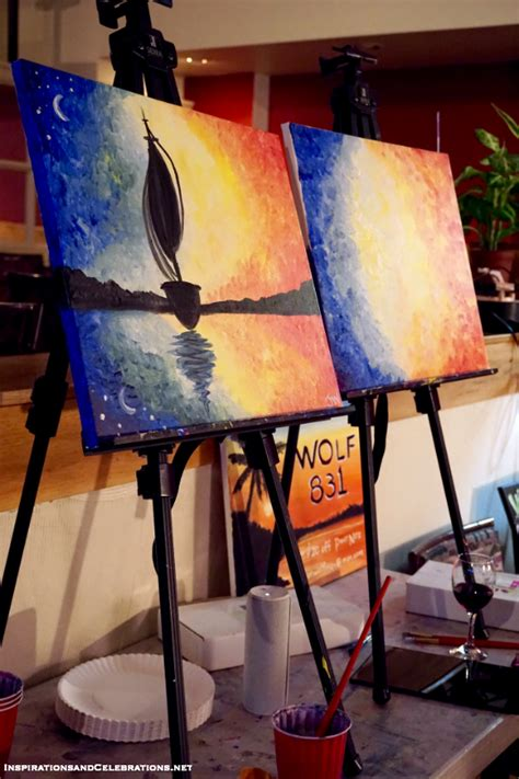 Paint Nite A Date That Inspires Creativity