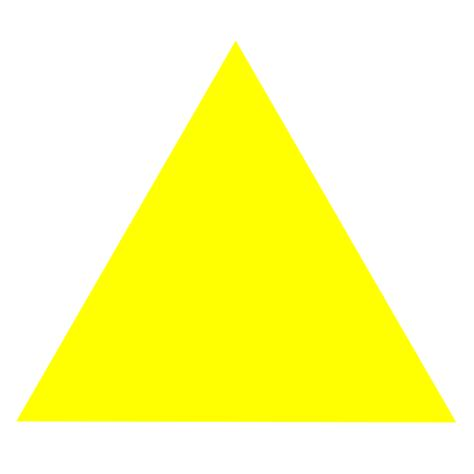 two triangle file symbol yellow equilateral triangle fill svg