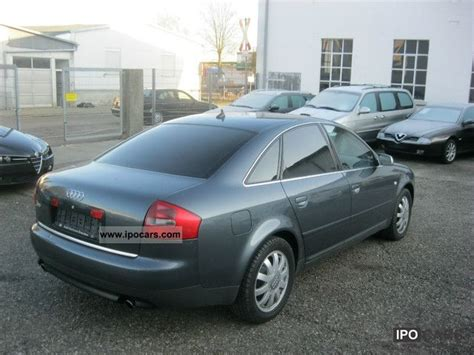 2002 Audi A6 Specs by 2002 Audi A6 2 7 T Quattro Car Photo And Specs