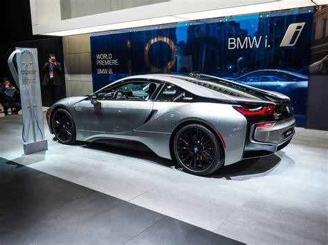 Bmw Detroit by 2018 Detroit Auto Show Bmw I8 Coupe Lci Facelift