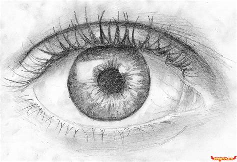 how to draw a eye new sight deadmanpete