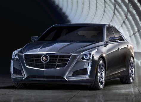 Picture Of Cadillac Cts by New 2014 Cadillac Cts Gets Vsport Trim Details And Pictures