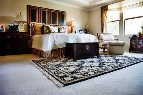area rugs for bedroom is it ok to put an area rug carpet carpet vidalondon