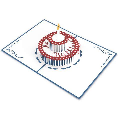 how to make birthday cake pop up card birthday cake pop up birthday card lovepop
