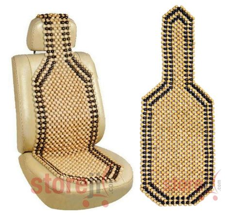 car wooden bead seat acupressure car wooden bead seat acupressure design universal size