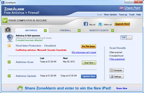 free downloads zonealarm free antivirus firewall 2017