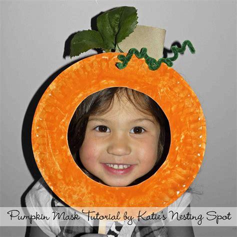 paper plate pumpkin craft be brave keep going pumpkin paper plate craft for