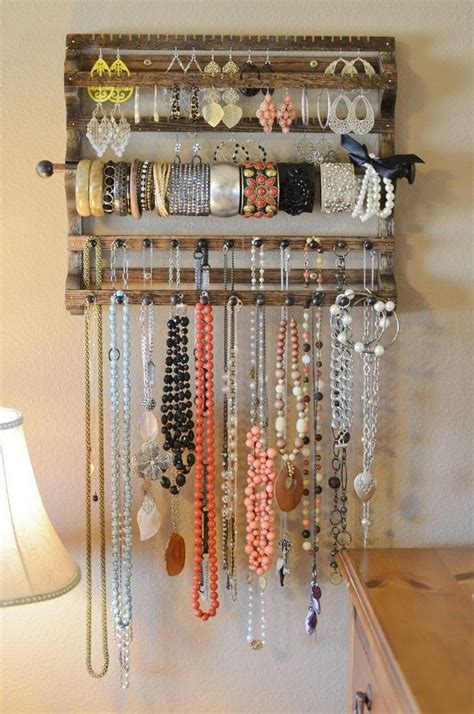 how to make jewelry hanger recycled jewelry hangers diy recycled things