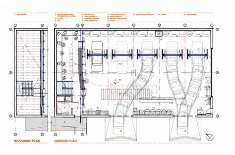 automotive shop floor plans car repair garage design