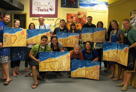 paint with a twist tx date painting with a twist in grapevine my