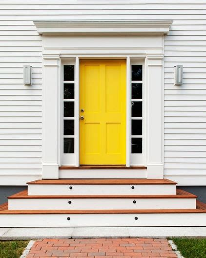 bright paint colors for exterior house bright yellow paint colors for your home