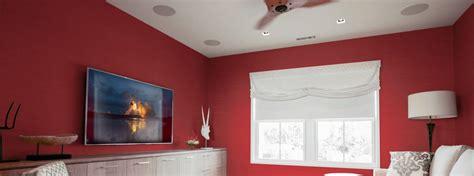 in ceiling speakers installation in ceiling speakers speakercraft bold performance in