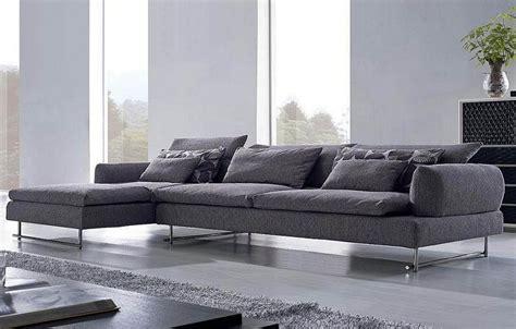 large modern sectional sofas large grey sofa large sofa as bedsleeper on ikea