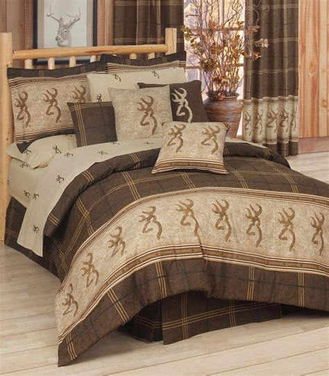 comforter and sheet sets browning buckmark bedding from kimlor comforter ensembles