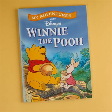 winnie the pooh picture book personalised adventure book winnie the pooh