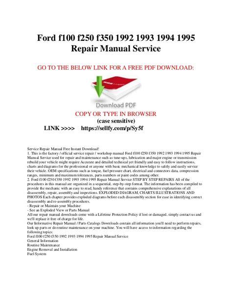 download car manuals pdf free 1989 ford thunderbird auto manual 1993 ford tempo repair manual pdf
