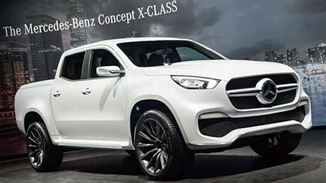Mercedes X Class Truck Price by Mercedes X Class Revealed Price Release