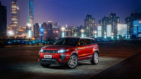 Car Wallpapers Range Rover by Range Rover Evoque 2016 Wallpaper Hd Car Wallpapers Id