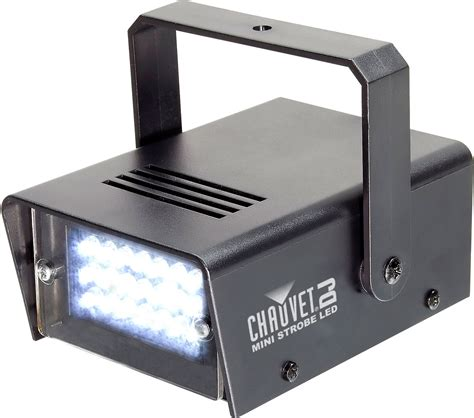 strobe lights chauvet mini strobe led adjustable strobe light pssl