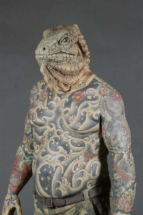 alessandro gallo quot tattoo iguana quot artaxis org