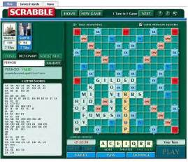 where can i play scrabble for free pogo scrabble