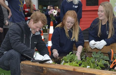 rubber sts christchurch prince harry makes the acquaintance of some