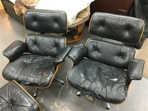 Eames Chair Repair by Eames Lounge Chair Cushion Repair Saomc Co