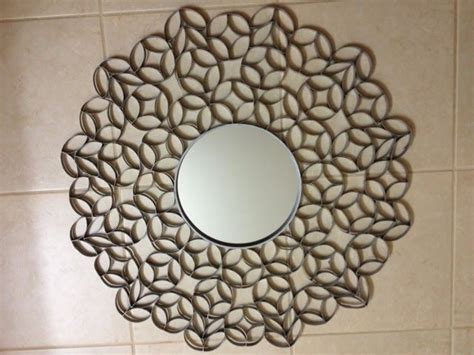 mirror craft paper 28 best images about crafts toilet paper rolls on