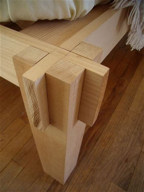 woodwork corner joints japanese joinery for the next bed diy wood working