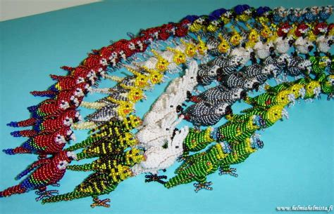 beaded animals free patterns bead bead animals