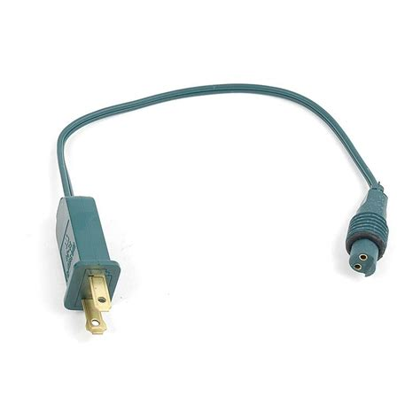 light connectors coaxial y connector for coaxial mini lights novelty lights