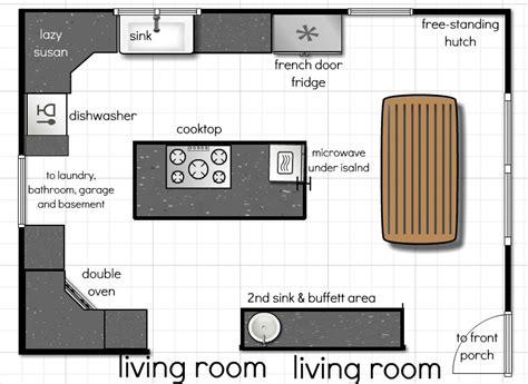 small kitchen floor plan ideas kitchen floor plan ideas afreakatheart