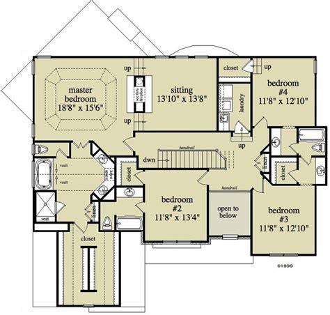 floor plans aflfpw08623 2 story craftsman home with 5 bedroom 4 bath craftsman house plan alp 09af