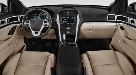 Ford Explorer Interior by Ford Explorer