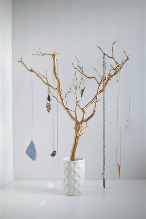 how to make a jewelry tree out of wire 25 best ideas about diy jewelry holder on diy