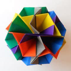 modular origami designs david mitchell s origami heaven designs and diagrams
