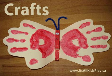 craft projects for babies crafts for it s all kid s play