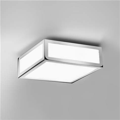 bathroom light ceiling mashiko 200 square bathroom light the lighting superstore