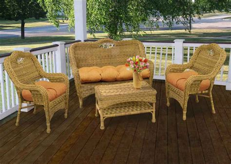 patio furniture ct brown wicker patio furniture sets how to paint wicker