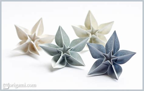 make a origami flower origami flowers and plants gallery go origami