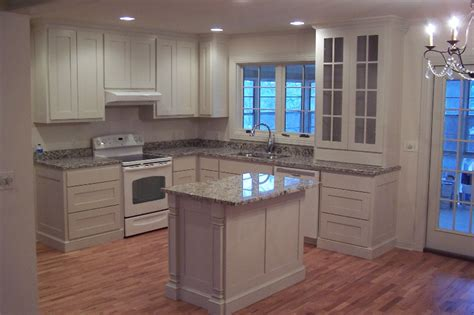 kitchen island construction spacious kitchen with an island cmi construction