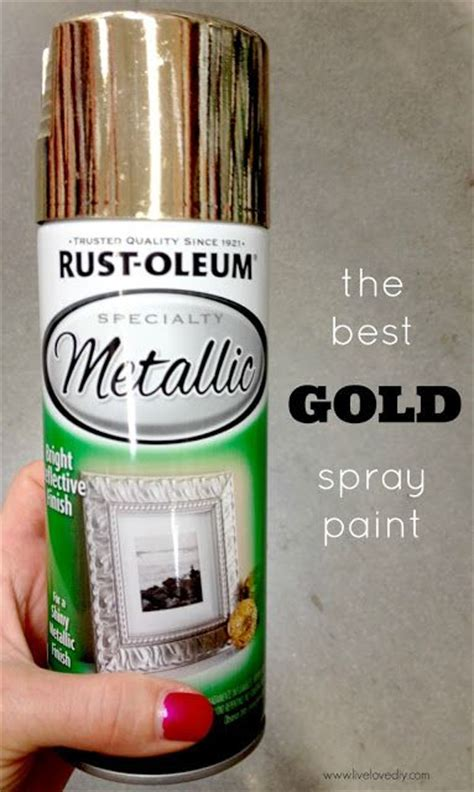spray paint secrets 10 paint secrets the best gold spray paint and other