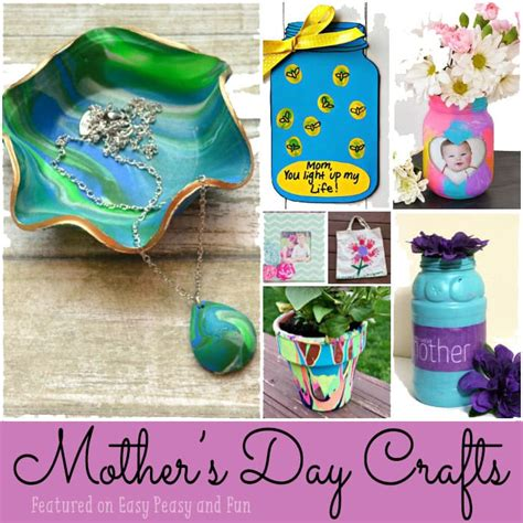 mothers day crafts for to make mothers day crafts for easy peasy and