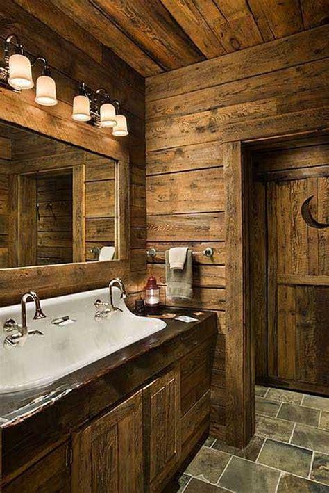 cabin bathroom ideas cabin bathroom ideas