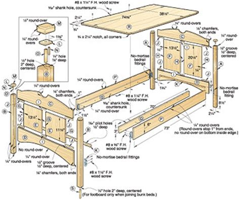 free woodworking plans for beds free woodworking plans for children s beds plans diy free