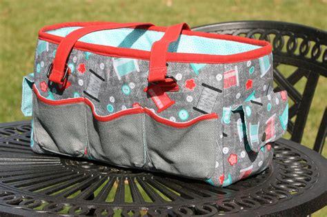 bag crafts free oslo craft bag pattern sew sweetness
