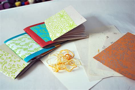 how to make a greeting card how to make a handmade notebook helen o rama