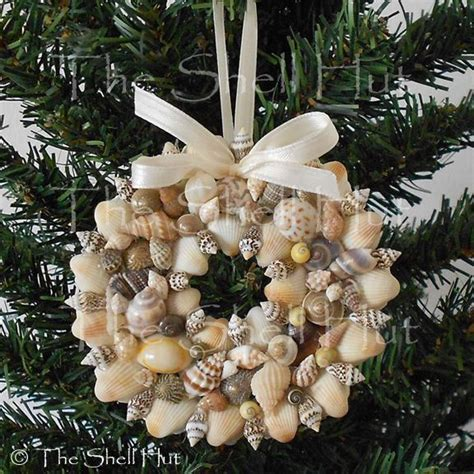 seashell decorations 25 unique seashell ornaments ideas on